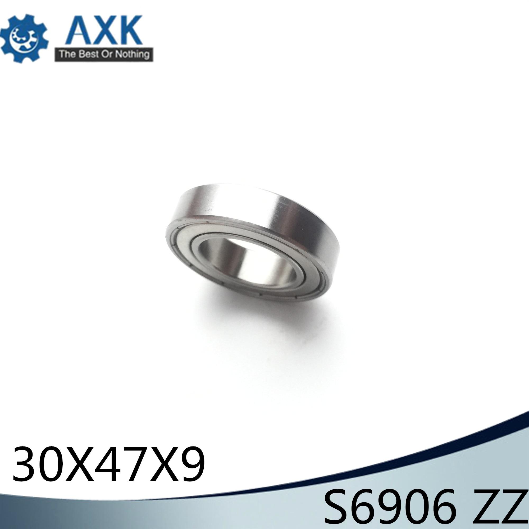 10 Bearing 3x6 mm Stainless ABEC-3 Metric Ball Bearings