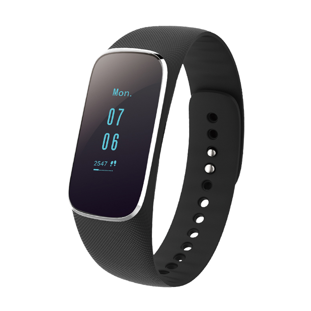purifit fitness bracelet heart rate monitor fitness tracker watch blood pressure sleep monitor android wristband PK mi band 2 hold mi dm68 plus smart wristband blood pressure heart rate monitor bluetooth fitness bracelet call reminder activity tracker