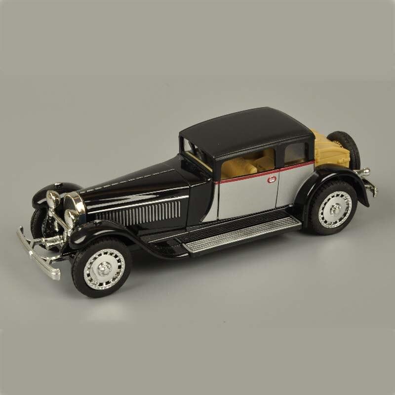 Coleção Alloy Diecast 1/28 Bugatti Veyron Carro Modelo Brinquedos Electroni Puxar carro de Brinquedo Crianças Carro de Brinquedo de Presente Menino de volta Retro Vintage l65