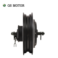 12inch 1000W 205 40H V1 Brushless Moped DC Electric Scooter In Wheel Hub Motor