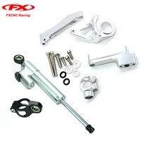 For SUZUKI GSXR1300 2010 2016 2015 2014 2013 2012 2011 2010 CNC Set Motorcycle Steering Damper