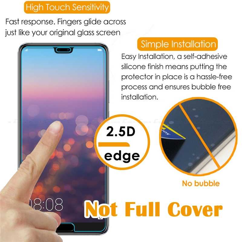 0,26 мм 2.5D Защитное стекло для экрана для Huawei P20 P30 Mate Honor 10i 10 View 30 20S 20 Pro Lite защитная пленка из закаленного стекла
