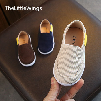 Zapatos informales para niños, transpirables, antideslizantes, zapatos planos para niñas de 4 a 15 años, mocasines para niños de 1 a 8 años, cómodos para la escuela, 2020