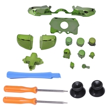 Full Set Game Controller Bumper Triggers Buttons Replacement Accessories