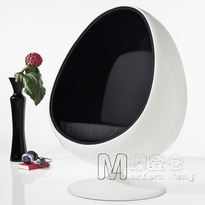 Oval Dome Surrounded Chair Sofa Chair Beanbag Chair Recliner Chair