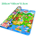 Letter and Farm Baby Large Floor Carpet Children Mat Kids Infant Bebe Indoor Games Crawling Playmat Play Mats Eco-friendly