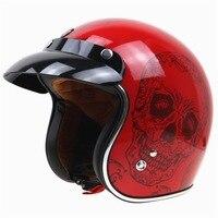 2017 Brand Helmetcasque Motocross Helmet Bike Helmet Casco Capacetes Motocycle Helmet Open Face Atv Motorcycle Helmet