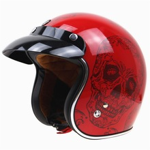 Free shipping TORC T50 vintage open face brand casque motocross helmet casco capacetes motocycle helmet DOT certification