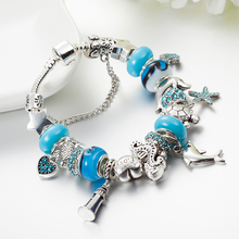 New Style Dolphin Charm Bracelet  & Bangles for Women