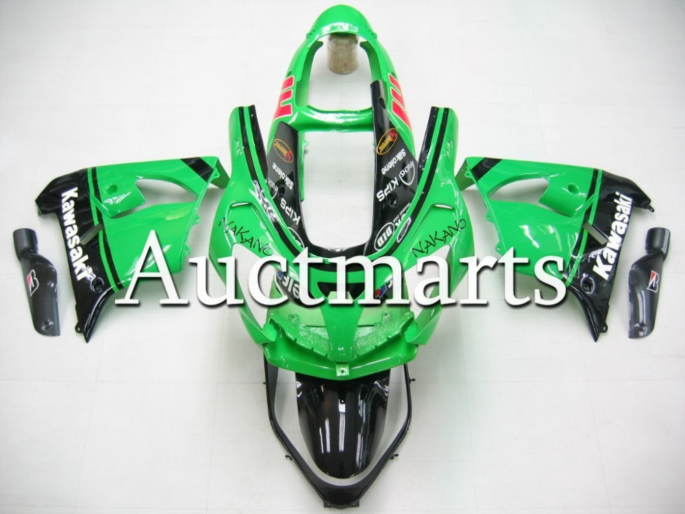 Fit for kawasaki zx-9r 2000 2001 2002 2003  high quality  abs plastic motorcycle fairing kit bodywork