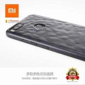 Image 4 - Xiaomi Mi A1 Mi 5X New Original Case Bumper Screen Protector Film PET for Mi 5x(Mi a1) Plastic Color Changes When Light Abstract