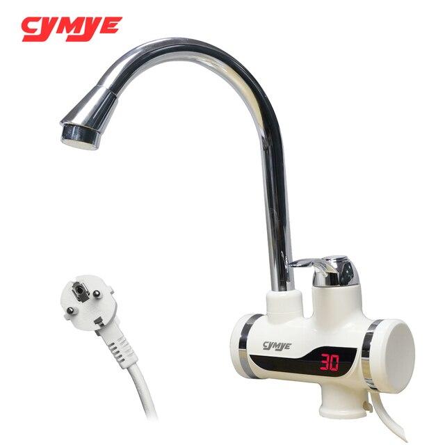 cymye instant tankless elektrische küche durchlauferhitzer