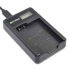 LCD USB Charger voor EN-EL15 EN EL15 ENEL15 Camera Batterij voor Nikon D600 D610 D600E D800 D800E D810 D7000 D7100 d750 V1 MH-25
