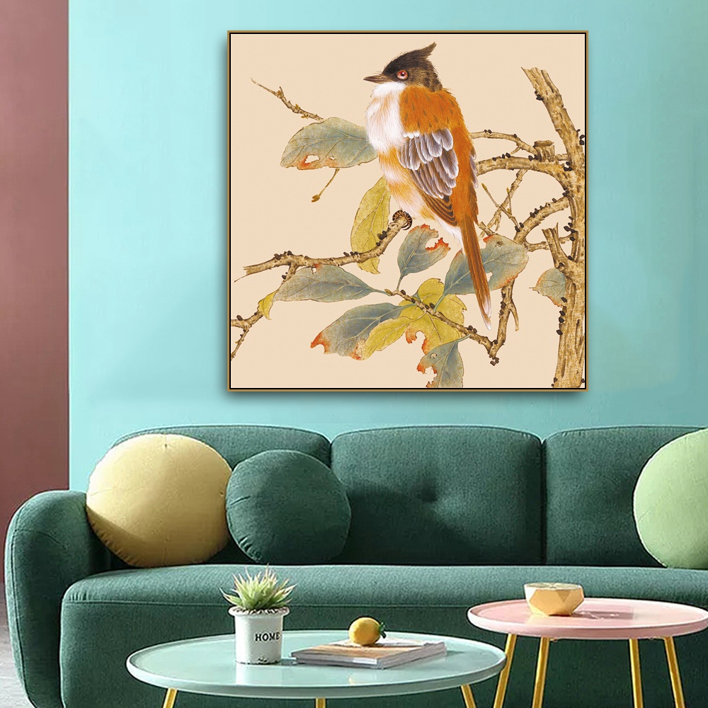 Birds Animals Canvas Painting Calligraphy Home Picture Poster Prints Decor Wall Art For Home Living Room Bedroom Wall Decoration in Painting Calligraphy from Home Garden