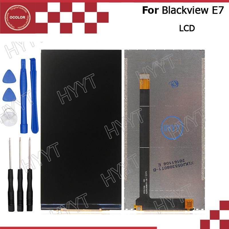 imágenes para Para Blackview Pantalla LCD Accesorios Para Teléfonos Inteligentes Blackview E7 E7 E75 E75 Teléfono Móvil 5.5 Pulgadas Reemplazo + Herramientas