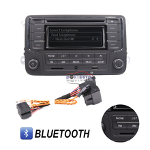 FÜR Golf 5 6 Jetta Mk5 MK6 Passat B6 CC B7 RCN210 Plus Bluetooth MP3 USB-Player CD MP3 Radio 56D035185E