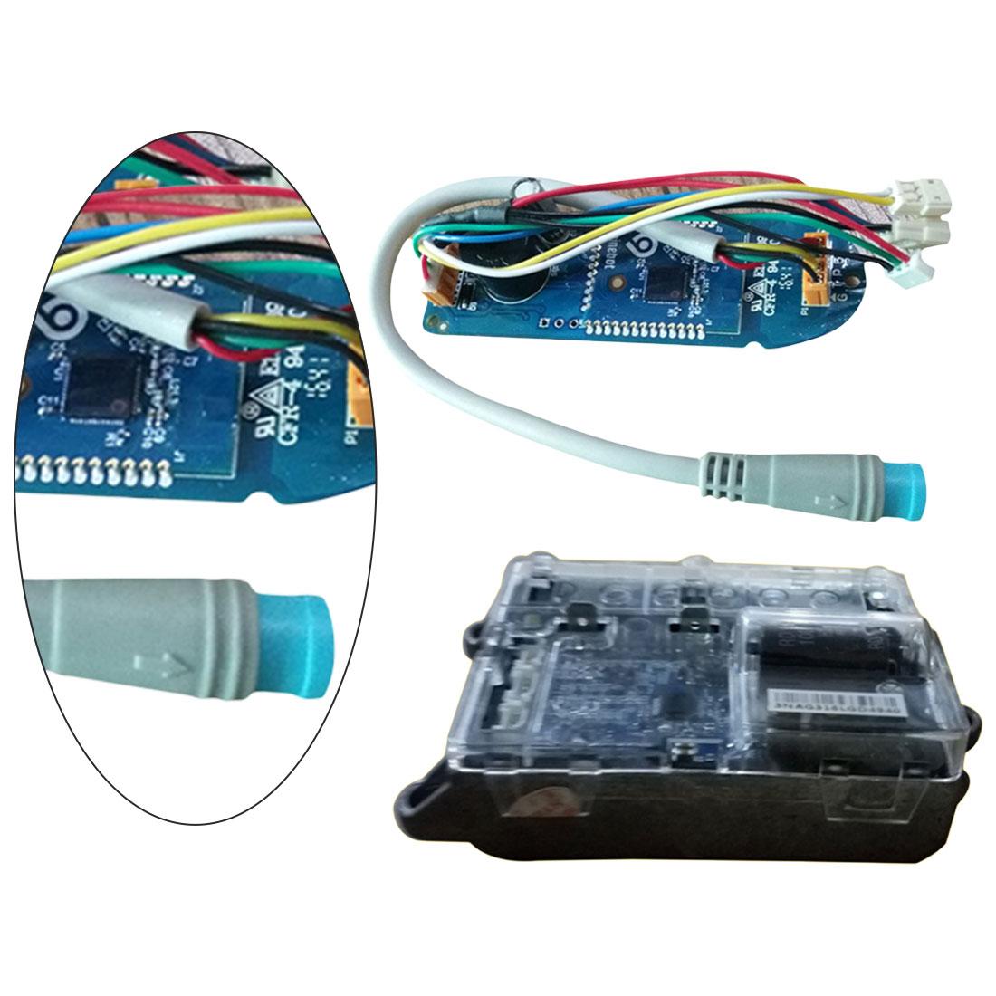 Nouvelles pièces de planche à roulettes de contrôleur de tableau de bord de Scooter de carte mère d'instrument de BT pour le Scooter électrique de XIAOMI Mijia M365