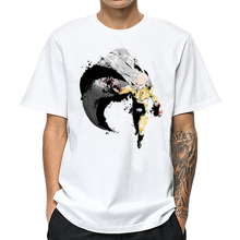 One Punch Man Themed Tee Shirt