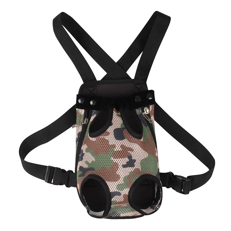 Pet Carrier Travel Koer seljakott kott võrgusilma hingav ees - Lemmikloomatooted