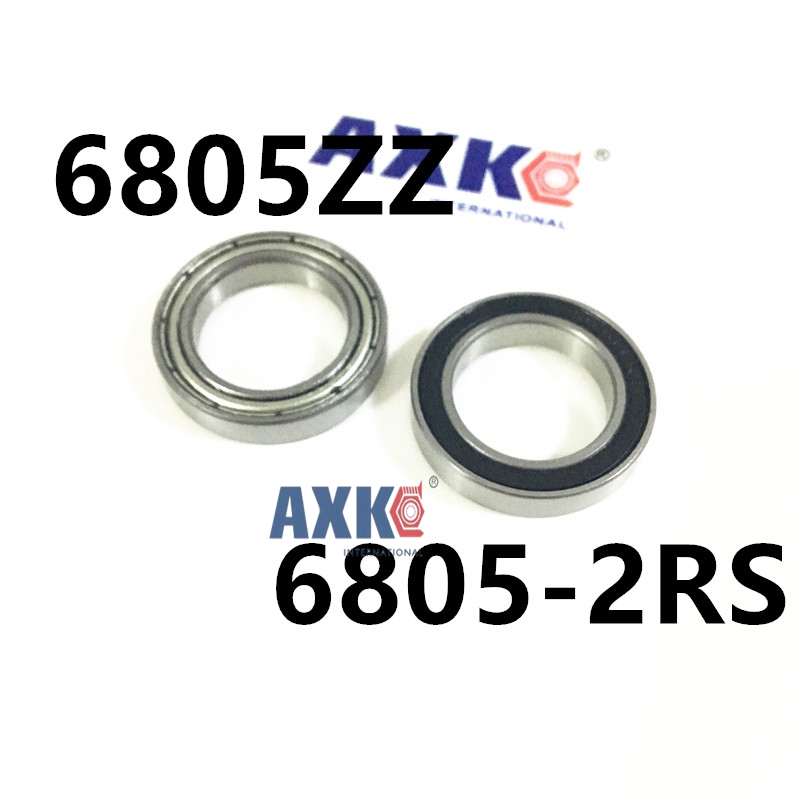 Free Shipping 61805 6805 2z 2rs / 6805ZZ 25*37*7mm Deep groove ball thin section bearings 6805ZZ 6805-2RS 61805ZZ 25*37*7MM free shipping 25x47x12mm deep groove ball bearings 6005 zz 2z 6005zz bearing 6005zz 6005 2rs
