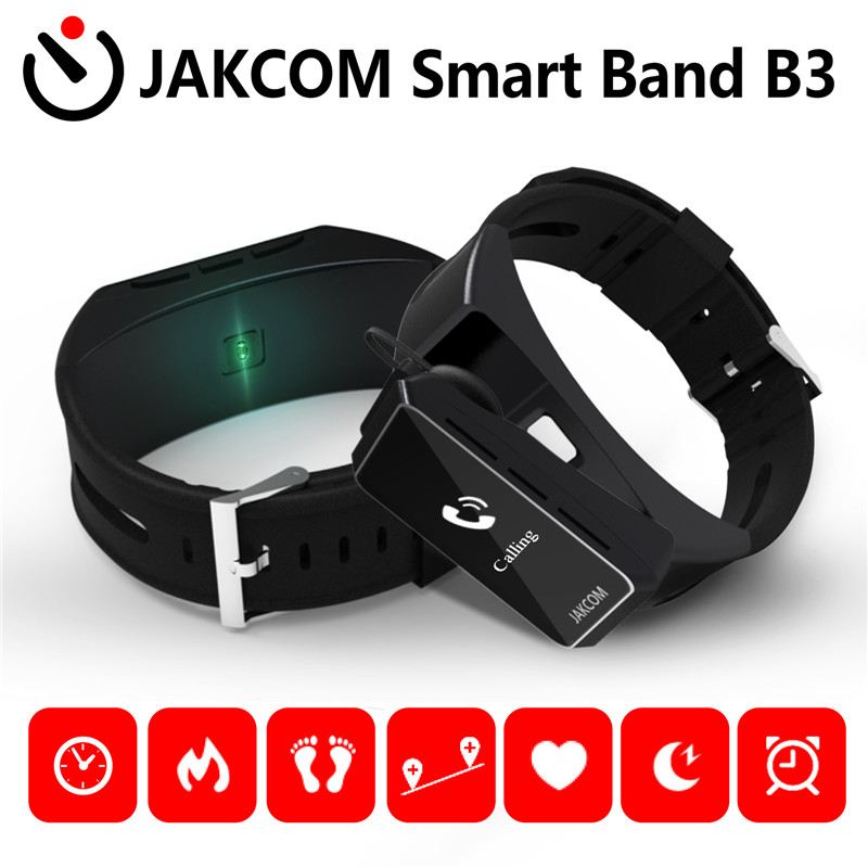 JAKCOM B3 Wearable Smartband Sport Pedometer Detachable Bluetooth Headphone Sleep Tracker for ios for Android