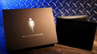 Real Man's Wallet by Gregory Wilson - Magic tricks платье gregory gregory mp002xw1962s