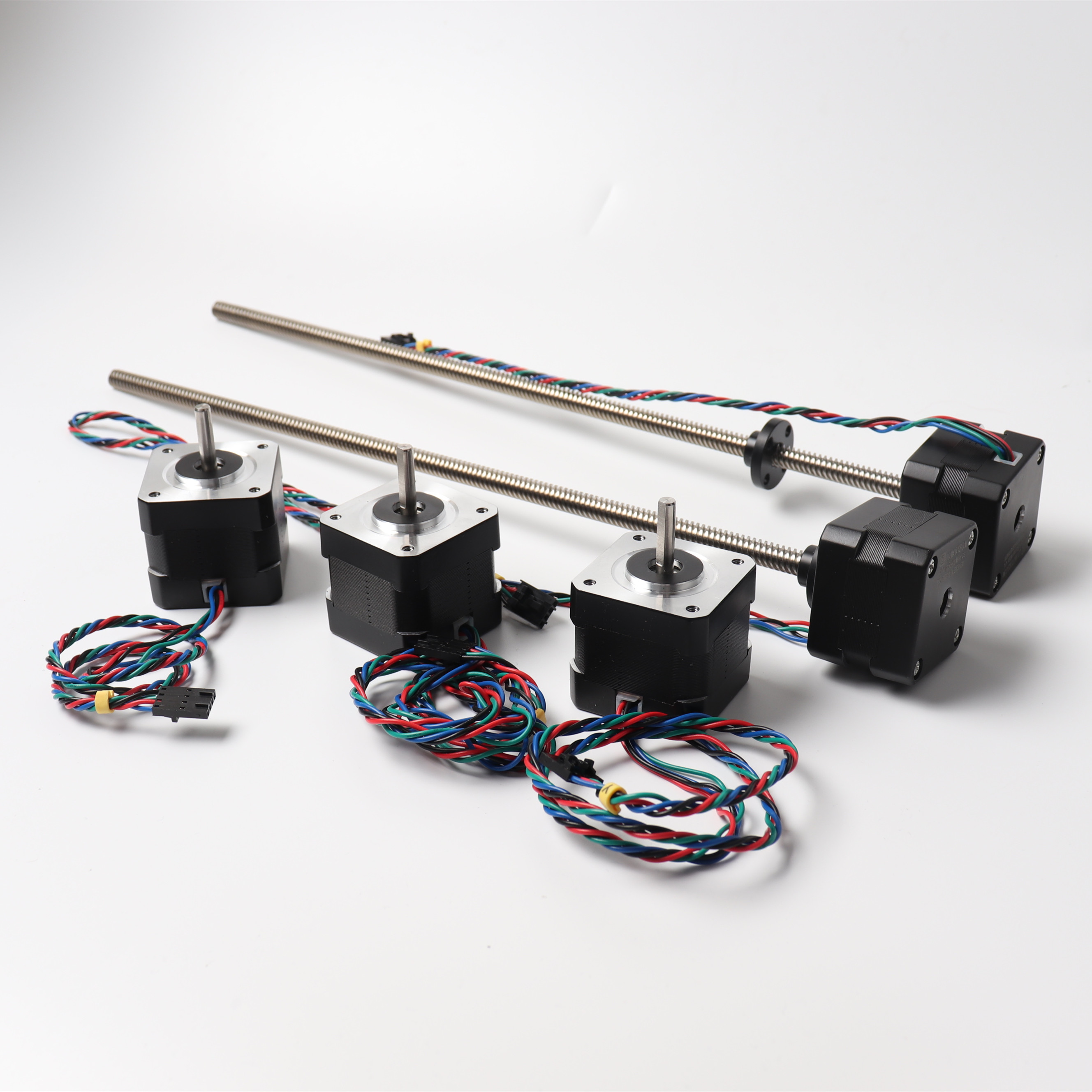 Original Prusa I3 MK2S/MK3/MK3S 3d Printer Motors Kit, Supplied By Original Manuafacturer.