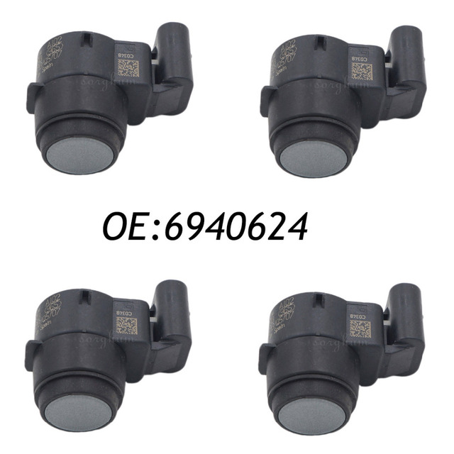 4PCS 6940624 9196705 For BMW 1 3 Series E81 E87 E88 E90 91 E92 PDC Parking sensor 0263003293