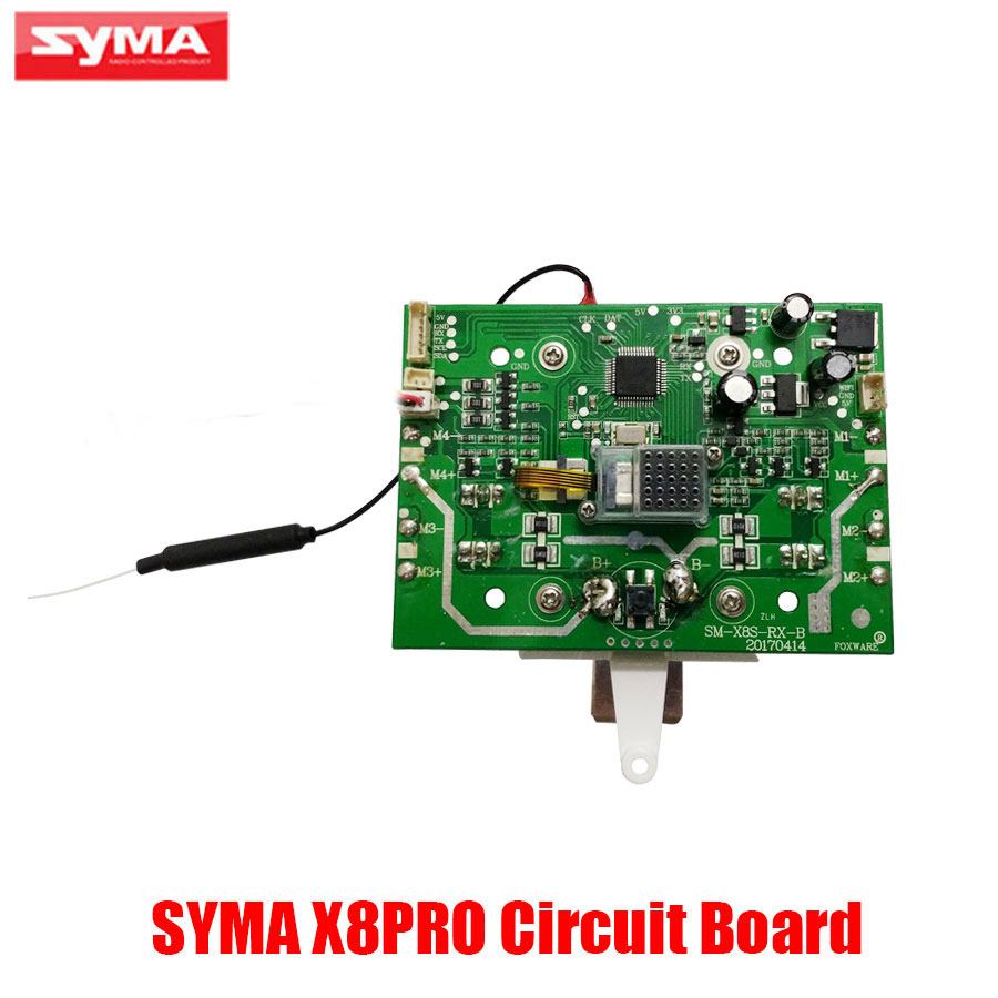 Detail Feedback Questions About Original Syma X8pro Gps Drone Rc Receiver Circuit Accessories Sm V03 Modules Pcb Main Board Toys Spare Parts On