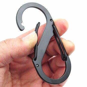 Stainless Steel Carabiner Hook 1