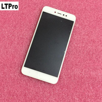 LTPro Working Original LCD With Frame For 5 5 Xiaomi Redmi Note 5A Redmi Y1 Lite