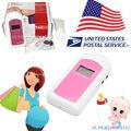 FREE Shipping CE&FDA Ultrasonic,Baby Heart Rate Baby Sound B Pocket Fetal Doppler FDA CE US STORE