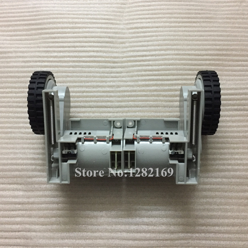 (For A320,A325,A335,A336,A337,A338) Wheels for Robot Cleaner, Including Left Wheel Assembly x 1pc + Right Wheel Assembly x 1pc