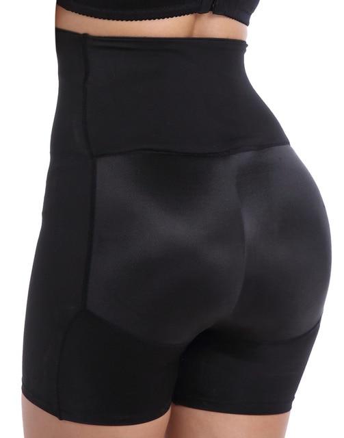 6b429f08e0 Everbellus Corrective Underwear Tummy Control Panties Padded Boyshorts  Women Sexy Slim Butt Lifter High Waist Panty Body Shaper