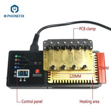 MFC IREWORK Station iPhone PCB Motherboard Rework Heating Platform for iPhone iPad Samsung JOVY IREWORK SMD Solder Station
