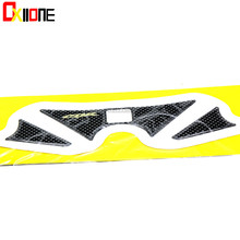 For Honda CBR 250 CBR 600 CBR 1000R cbr250 cbr600 1000 Motorcycle Protection Plate Oil Tank Fuel Gas Fork Sticker Decal Plate