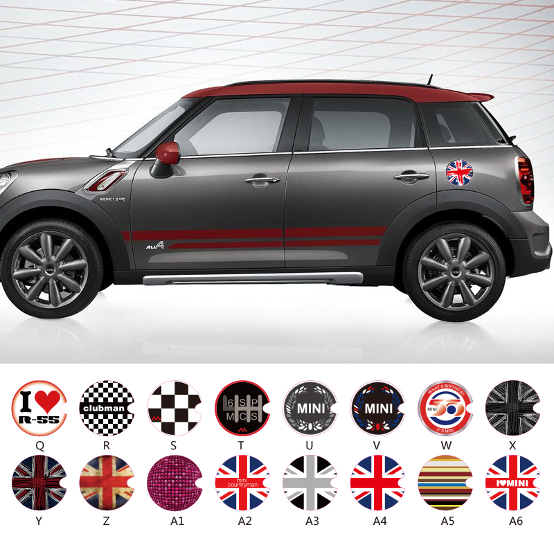 ETIE Union Jack UK Flag Design Vinyl Motorcycle Wraps Sticker On Auto Fuel Tank Cap