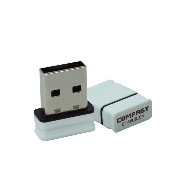 Mini adaptador WiFi inalámbrico 150 Mbps Receptor WiFi USB antena - Equipo de red - foto 5
