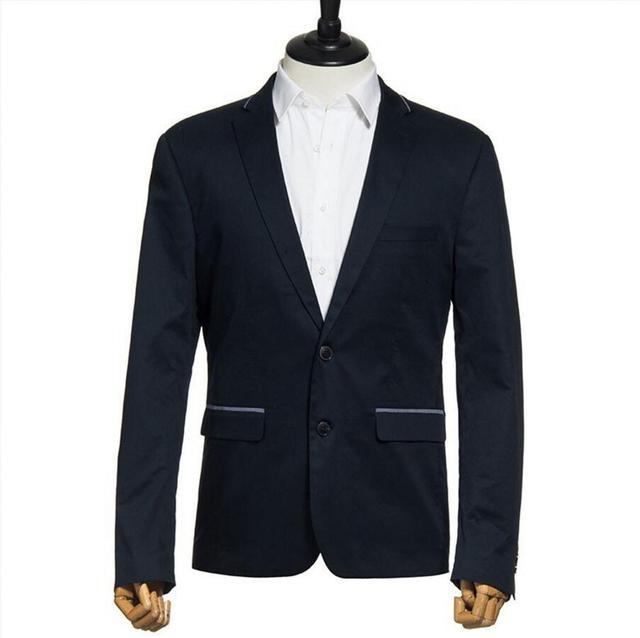 Высокие пользовательские качества мужчины куртка формальный повод отдых деловые мужчины куртка бальные танцы Рождество мужчины куртку