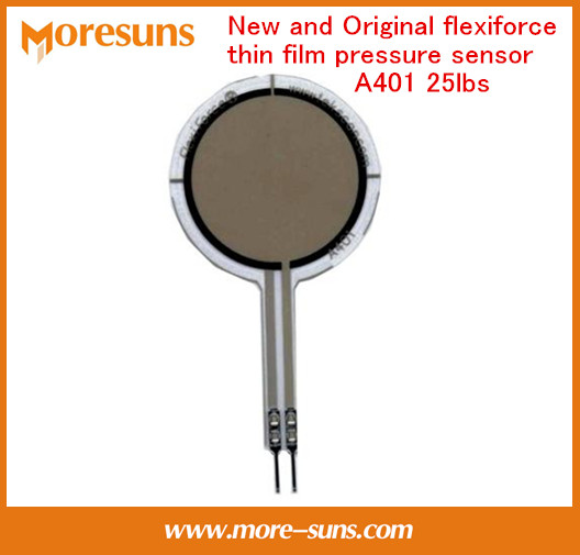 Fast Free Ship 2pcs/lot New And Original For Flexiforce Thin Film Pressure Sensor A401 25lbs