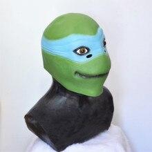 Halloween Animal Latex Mask Scary Clown Creepy Adult Horror Ninja Turtle