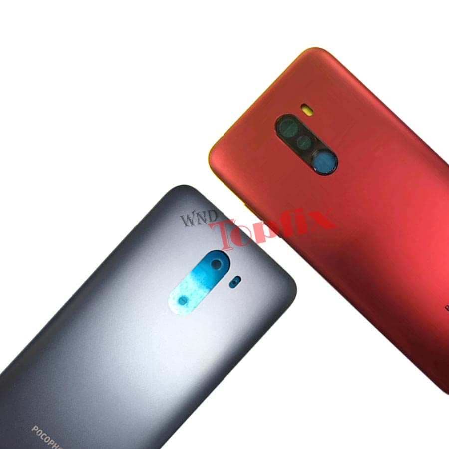 PocoPhone F1 battery cover