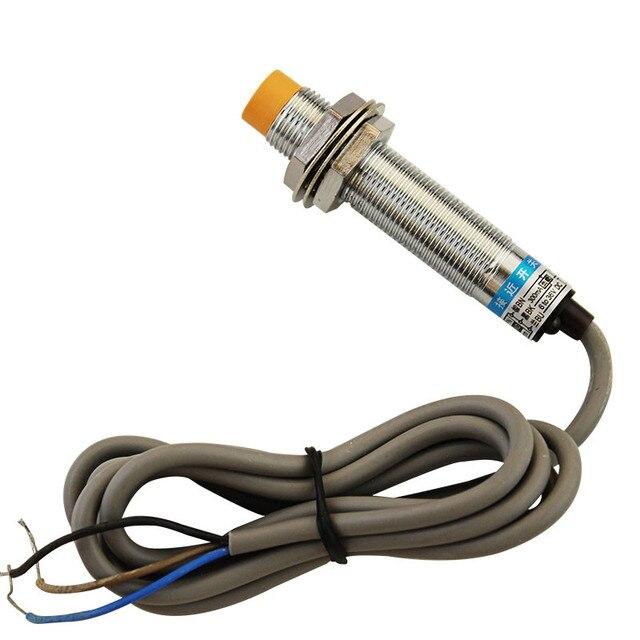 Inductive Proximity Sensor LJ12A3 4 Z/BX DC6 36V NPN 3 wire NO ...