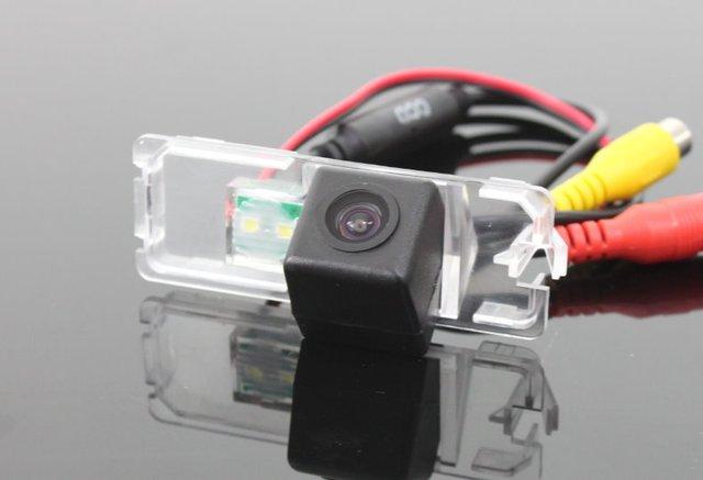 ДЛЯ SEAT Ibiza/SEAT Leon/Стоянка для Автомобилей Резервное копирование Камеры/Камера Заднего вида/HD CCD Ночного Видения + Водонепроницаемый Заднего камера