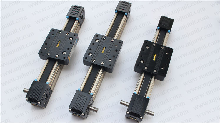 Buy belt driven linear motorized actuator Servo motor linear actuator