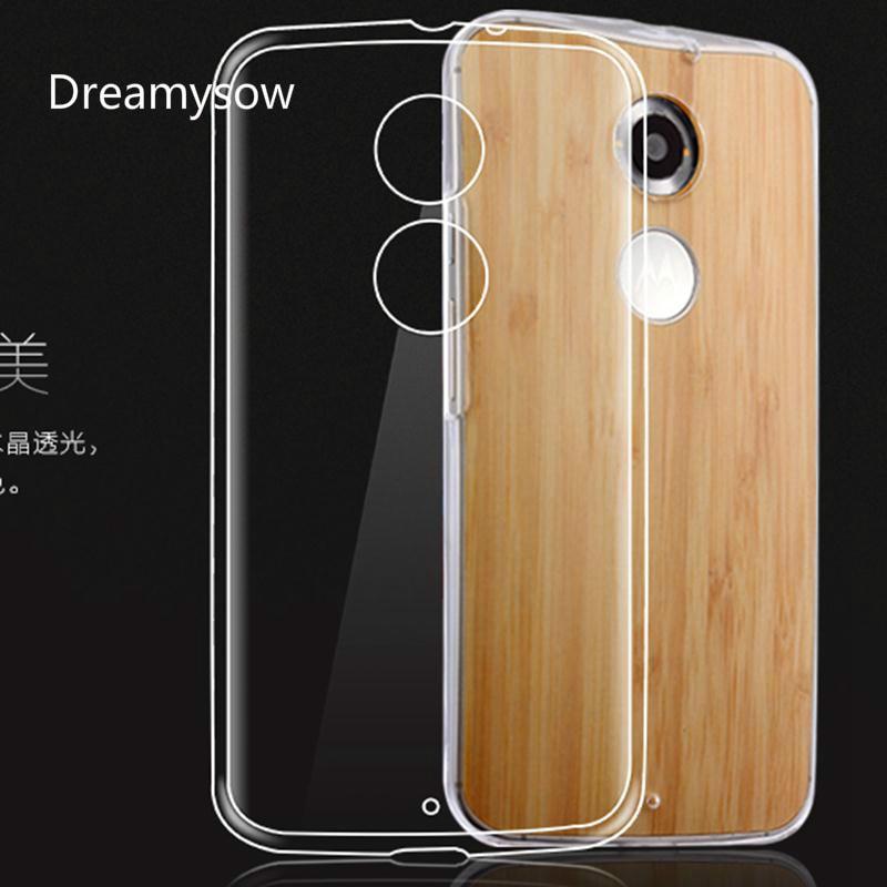 High Quality Crystal Soft TPU Phone Case For Motorola MOTO X3 LUX E4 plus X4 G5S PLUS C Plus G5 Plus Z X G4 PLAY G2 G3 Case