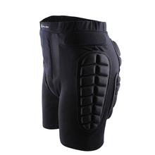 Sports Skate Skiing Shorts Protective Hip Bottom Padded Amour For Ski Snow Skate Snowboard Shorts Hip Protection Pad Sports Gear