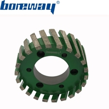 CNC Milling-Wheel Stone-Processing Sintering of Boreway for Boreway-Supply-A-Piece D100--40mm--50h