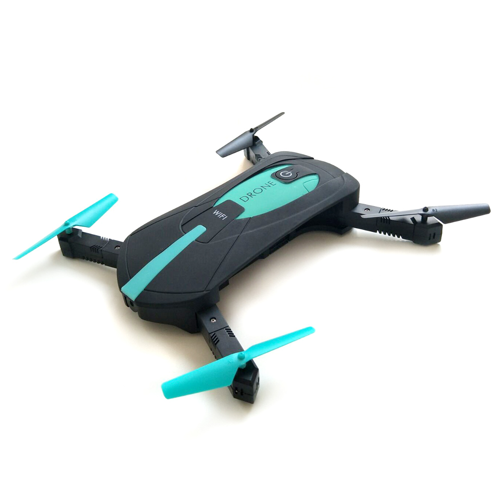 Quadcopter JY018 WIFI Foldable Mini Drone with Camera RC Helicopter Drones (12)