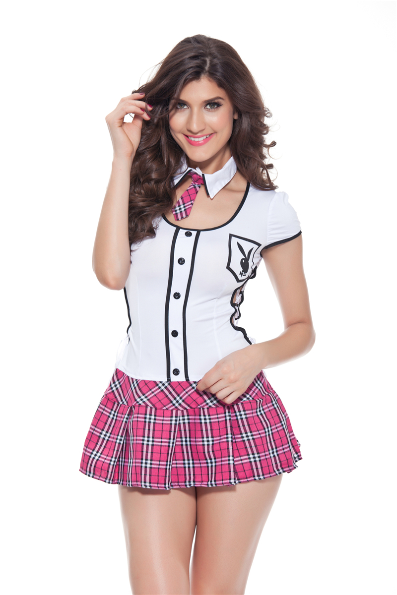 Sexy School Girl Cosplay Costume 1026 Lingerie Set Hot Erotic Baby Doll Sensualsignaturecom-5694